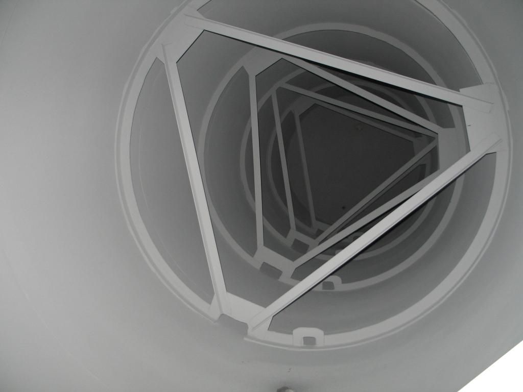 Окраска резервуара для питьевой воды ТК Три Кита