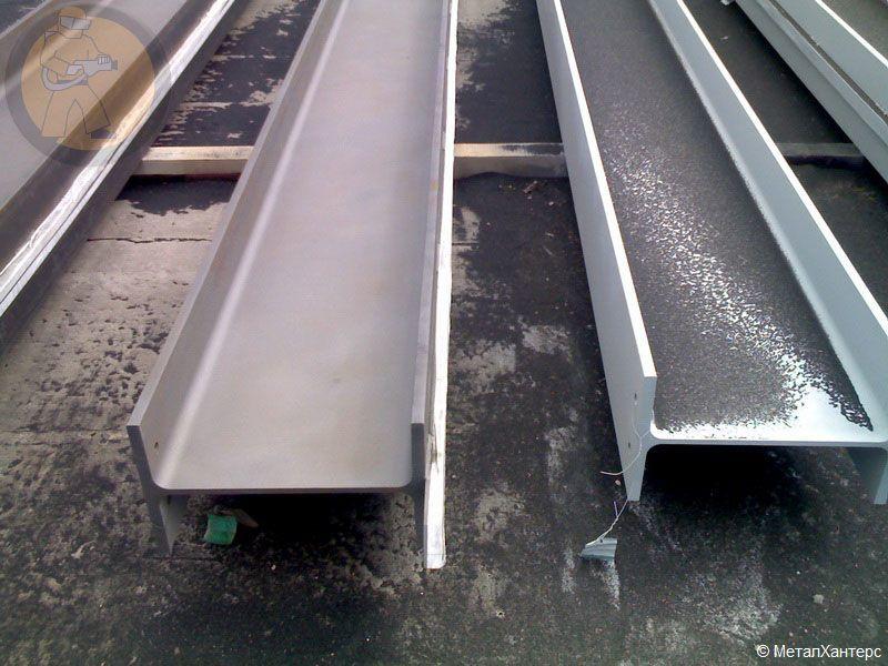 Очистка металлоконструкций. Степень очистки Sa−2,5